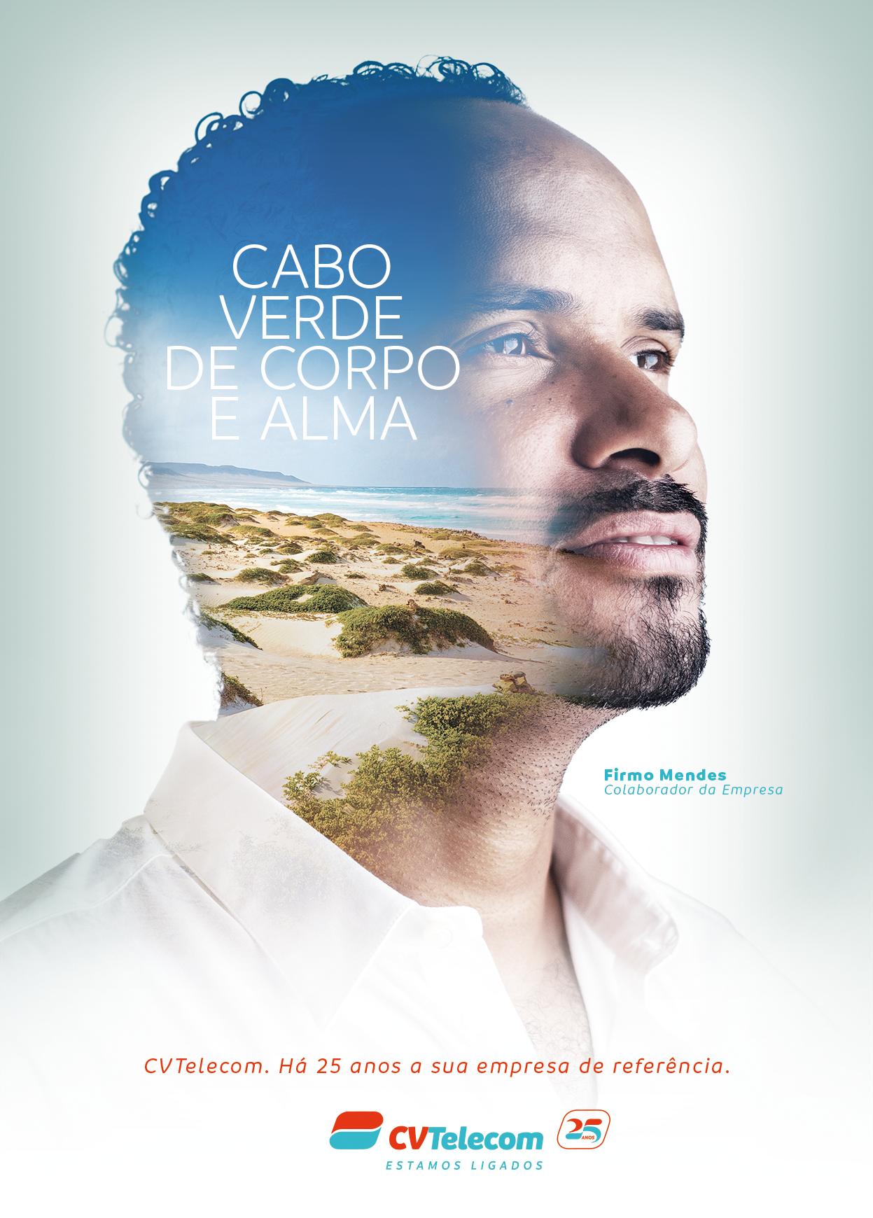 CV Telecom   25 Anos